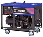 mesin generator diesel dan three phase output 11 KVA